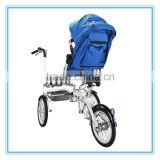 Electric Folding Mother And Hot Sell Cheap Baby Balance Stroller Bike Tricycle