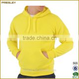 Presley oem 100% cotton plain custom with hood men longline wholesale blank pullover hoodies