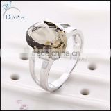 stocks brass cz diamond lady finger ring