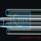 High Purity Clear Quartz Tube Fused Silica Tube