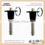 China factory high precision ball lock pins,stainless steel ball lock pins
