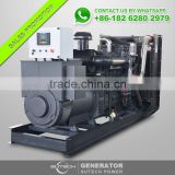 50Hz 300kw AC 3 phase diesel generator with Shangchai engine low price It's worth you have