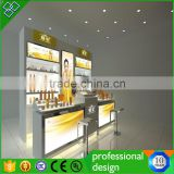 Shopping Mall Cosmetic Store Design Make Up Product Stand Cosmetic Kiosk                                                                         Quality Choice