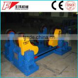 40T Self-alignment welding mechanical adjustable bed rotator