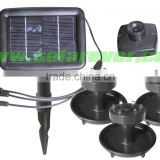 Solar powered pond underwater decorative LED (SL1-3-W)