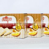 VIZIPU Durian flavour 100g/box - Fruit Flavor biscuits