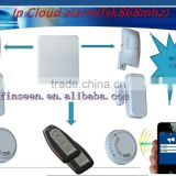 IP Cloud Alarm System For Home Security Alarm automation network system Finseen FC-300