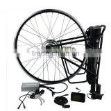 Easy Assemble Rear/Front Electric Bicycle Conversion Waterproof Front Wheel Hub 350 Watt Bike Conversion Kit