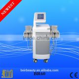 635nm diodes 650nm laser 810nm lipolaser and 980nm lipolysis/ 528 lipo diode laser 12 pads for fat burning