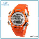 2016 Plastic sport watch with CR2025 battery