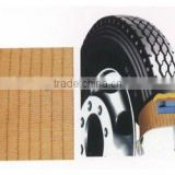 dipped polyester tyre cord fabric For making radial tyres