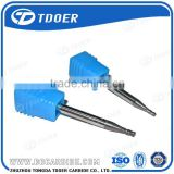 With Excellent Performance Carbide End Mill For Wood Engraving