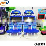 Coin operated 2 players arcade electric fishing machine/ redemption electronic simulator game machine for indoor amusement