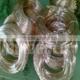 flexible round stranded copper cable