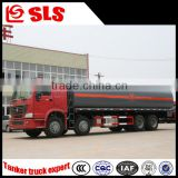 HOWO euro4 tanker truck specification 15 cubic meter