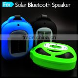 Universal Portable Wireless Mini Speaker Bluetooth Solar Charge Available With Built-in Mic