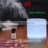 Ultrasonic Aromatherapy Essential Oil Diffuser with 7 Color Changing LED Lamps and cool Mist Mode aroma diffuser