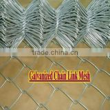 Safeguard Basketball Galvanized Chain Link Fence Netting