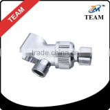 TM-6053 polishing chrome plastic ABS With brass ball hand held Shower Head Bracket Holder
