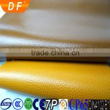 Leather supplier High Grade Chamois Leather Luxury Sofa Chair PVC Sponge Leather PVC Sipi Leather
