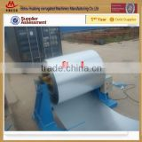 Slitting and shearing machine production line