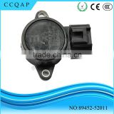 89452-52011 replacing high performance cheaper auto electrinic best quality tps throttle position sensor price for Toyota Yaris