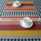 Wholesale Wearable Foam Pvc Waterproof pvc placemats vinyl placemats
