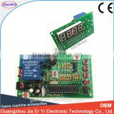 Newest Time Control Timer Board for coin acceptor selector, pump water, washing machine, massage chair