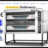 Stainless Steel AISI 304 Commercial High Quality Industrial Stone Bottom Electric Desk Pizza Oven