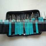 New High quality KLOM 29 pin lock pick tools, locksmith