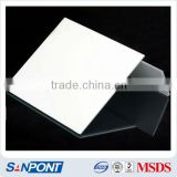SANPONT Concentrated Sulfuric Acid No Effect Thin Layer Chromatography Silica Gel Analysis Plate GF254 20*20cm
