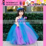 Wholesale In Stock Birthday Tutu Dress For Kids Beautiful Designs Birthday Tutu Dress For Kids