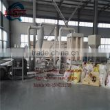 CHINA PVC PLASTIC AUTOMATIC FLOUR PURVERIZING MILL GRIND POWDER MACHINE MACHINERY WOOD PELLET PRODUCTION LINE FOR MILLING RECYCL
