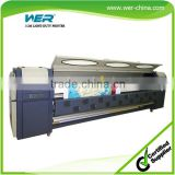 WER 8 SPT510 35pl print head 3.2 M Tarpaulin Printer