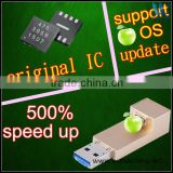 Mobile usb flash otg usb flash drive Memory U Disk i-Flash For iPhone Android Macbook 16/32/64/128GB