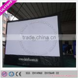 High quality inflatable movie screens, customizable inflatable projector screens for sale