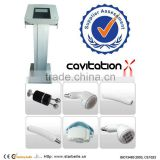 multi polar fractional rf low frequency cavitation beauty equipment