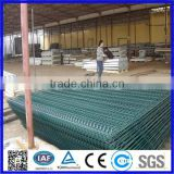 Powder Coated Frame Finishing and Steel Metal Type Galvanized and PVC Coated Curved Welded Mesh Panel Fences