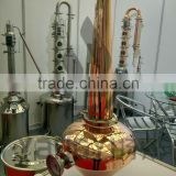 micro brewery for sale copper distiller distillation column