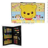 102PCS coloring and drawing set