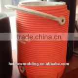 Customize round barrel cooler ice bucket ice barrel with handle Huizhou factory