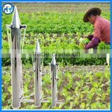 2017 Hot sale Manual vegetable seedling transplanter