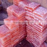 High Quality Flawless Salt Bricks amazing Natural colors & sizes for salt room and spa