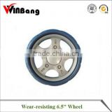 Wear-resisting and Good Quality 6.5 Inch Wheel