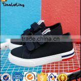 Factory direct wholesale kids canvas shoes candy color boy cloth shoes pictures