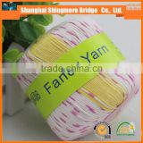 China knitting yarn supplier hot wholesale oexo-tex quality knitted bamboo yarn for baby knitting