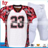 American Football Training Jersey/Custom Dry Fit Tackle Twill American Football Uniforms