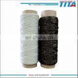 100% Polyester yarn ,polyester shaggy carpet yarn,150D/2*16ply