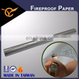 Chinavictor Can Be Fire Barrier Fireproofed Paper