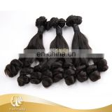 Wholesale Human Hair Cheap Prices, Double Drawn Spring Curl Funmi Human Hair Bundle
